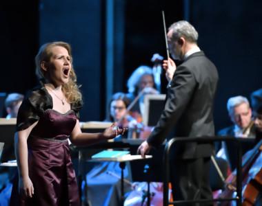 Magdalena Wachowska (mezzosopran) laureatka III nagrody II Międzynarodowego Konkursu Wokalnego im.Antoniny Campi zMiklaszewiczów