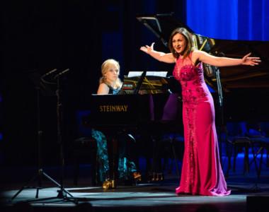 Agnieszka Kadłubowska (sopran), Tatiana Dranchuk (fortepian)