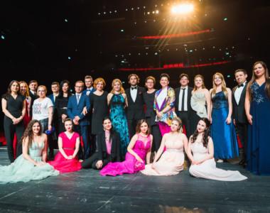 Uczestnicy Antonina Campi Opera Masterclass 2018
