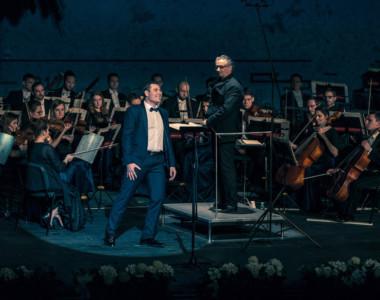 Mykhailo Malafii (tenor, Ukraina) laureat III nagrody IMiędzynarodowego Konkursu Wokalnego im.Antoniny Campi zMiklaszewiczów