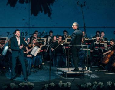 Danylo Matviienko (baryton, Ukraina) laureat II nagrody IMiędzynarodowego Konkursu Wokalnego im.Antoniny Campi zMiklaszewiczów