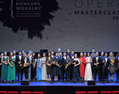 Uczestnicy Antonina Campi Opera Masterclass 2019