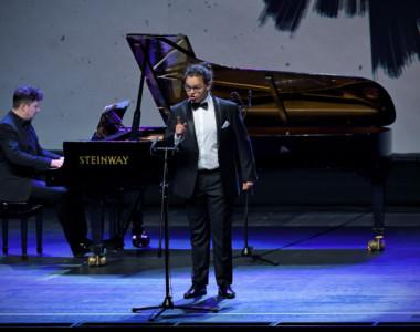 Mateusz Kulczyński (baryton), Mischa Kozłowski (fortepian)