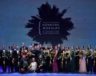 Uczestnicy Antonina Campi Opera Masterclass 2020
