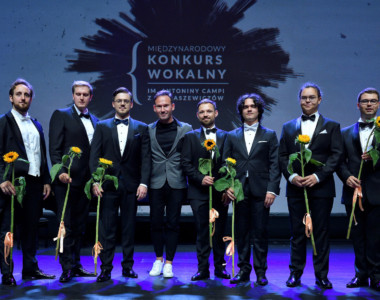 Mariusz Kwiecień iuczniowie klasy wokalnej
