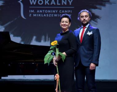 Ewa Vesin (dyrektor artystyczny), Mateusz Wiśniewski (dyrektor generalny)