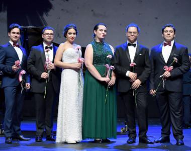 Uczniowie Szkoły Muzycznej IiII stopnia im.T. Szeligowskiego wLublinie